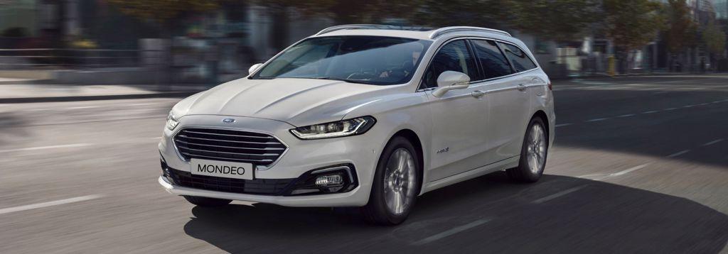 GR Biler Erhverv - Ford Skive