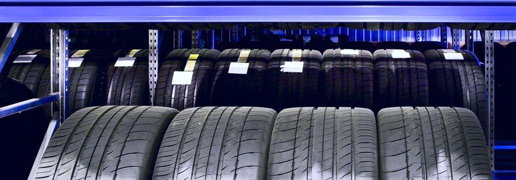 Opbevaring af dæk - Ford Vordingborg