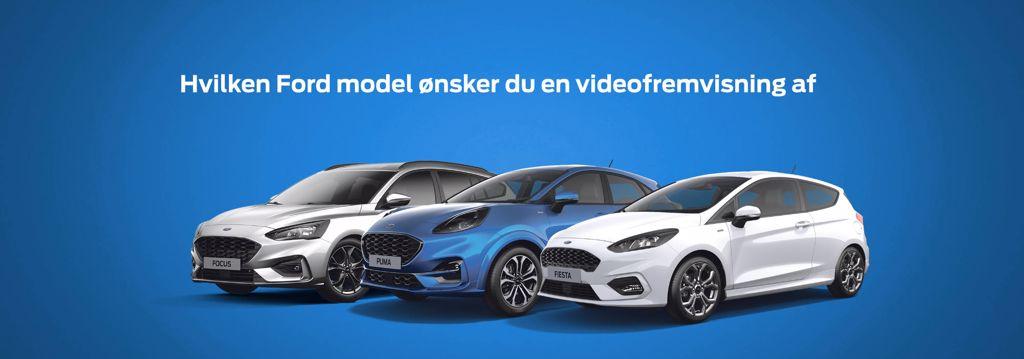 Vi er online - book en videofremvisning af bil