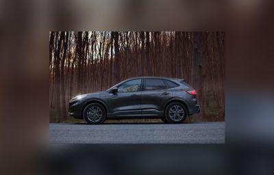 Den nye Ford Kuga er landet i Helsingør og på Bornholm