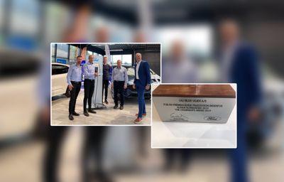 LKJ Biler Vejen har vundet Chairman's Award 2019!