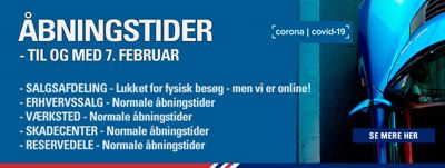 Info vedr. Covid-19