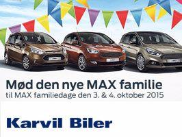 Kom og mød den nye MAX familie