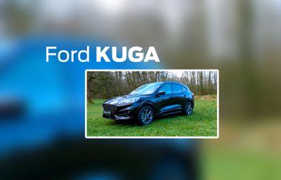 Bilguiden: Hvorfor vælge Ford Kuga?