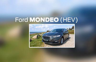 Bilguiden: Hvorfor vælge en Ford Mondeo?