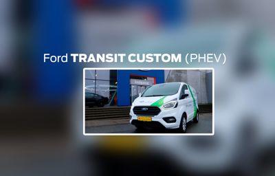 Bilguiden: Hvorfor vælge en Ford Transit Custom?