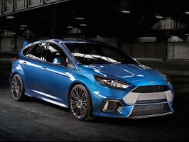 NY FORD FOCUS RS