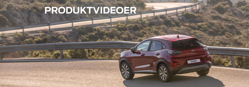 Ford produktvideoer - Bøje & Brøchner i Vejle og Billund