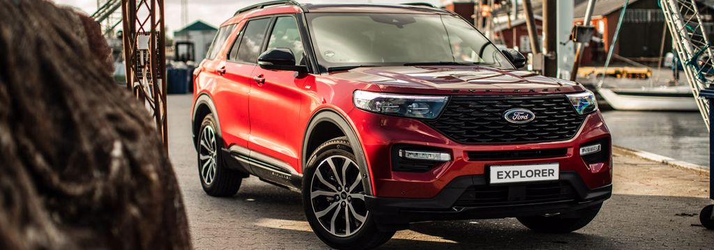 Ford Explorer - anmeldelser