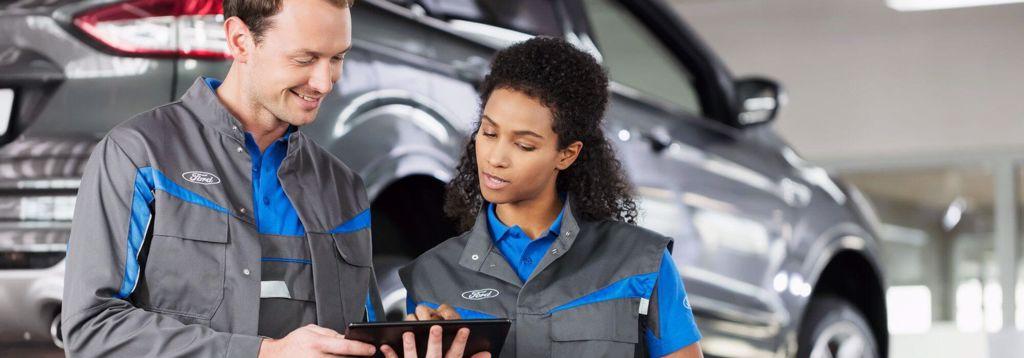 Ford Økonomi Service   Kvalitetstjek til 5+ biler