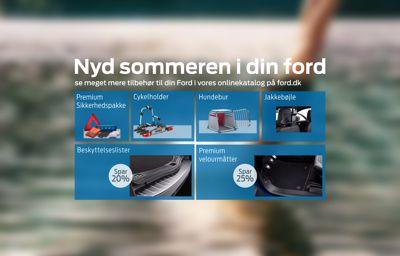 Nyd sommeren i din Ford