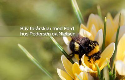 Pedersen og Nielsen   Forårstilbud på værkstedet