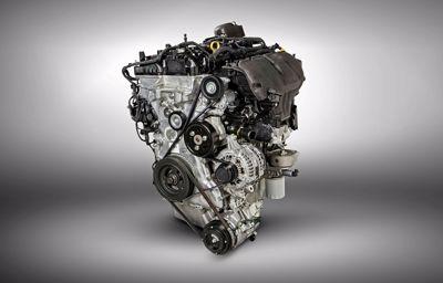 Ford EcoBoost motor hos Pedersen & Nielsen
