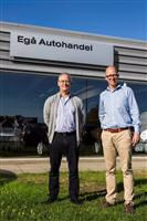 Pedersen & Nielsen overtager Egå Autohandel