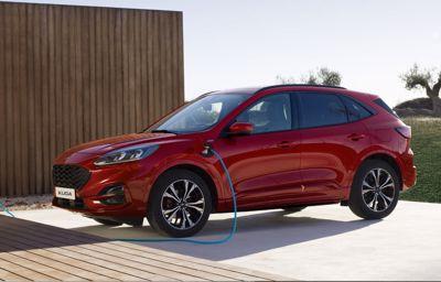 Ford Kuga Van finansiel leasing