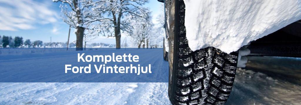 Ford Vinterdæk hos Pedersen og Nielsen