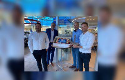 Vinder af Ford Chairman Award 2019