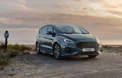 Teknologi og køreglæde i højsædet i ny Ford S-MAX