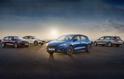 Ford bekræfter spritny Focus RS