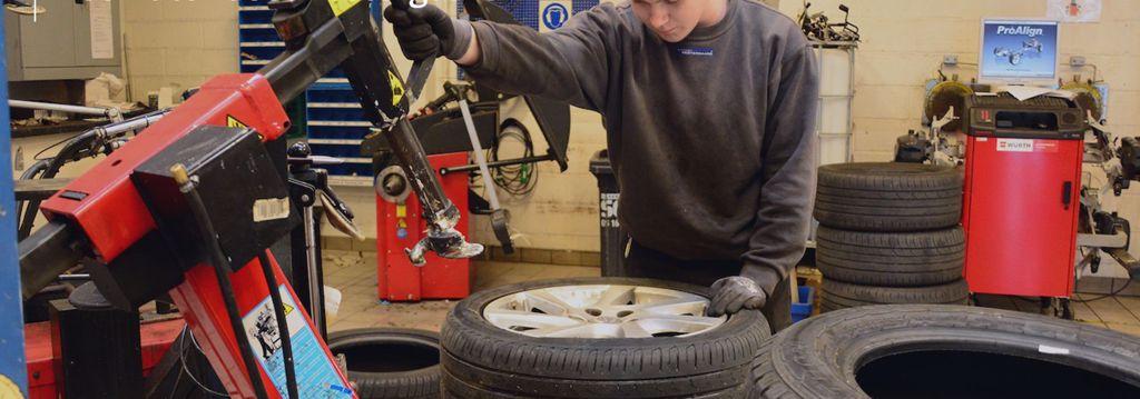 De rette dæk til din bil