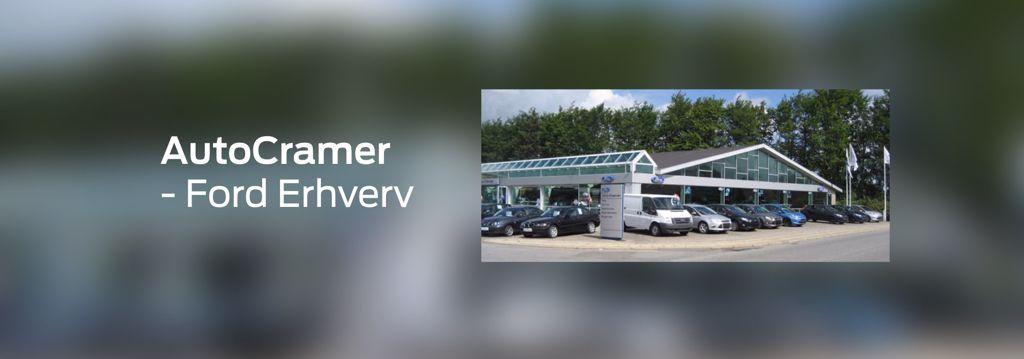 Auto-Cramer erhvervscenter, Bramming og Ribe