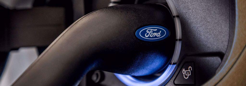 Ford El og hybrid biler - Opladning