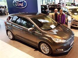 Tillykke med den nye Ford C-MAX