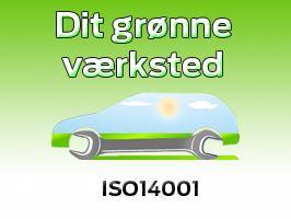 Danmarks eneste ISO14001 værksted