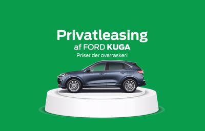 Privatleasing af Ford Kuga