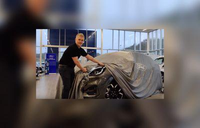 Oplev den nye Ford Puma hos Via Biler Ford