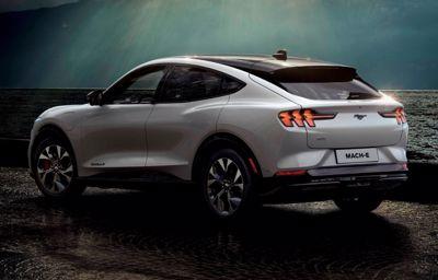 Via Biler har testkørt den nye Mustang Mach-E