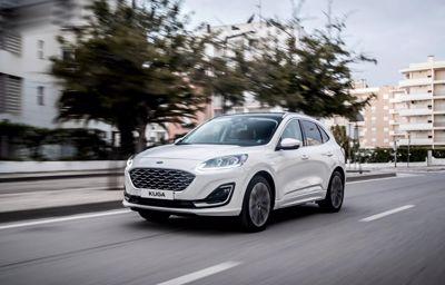 Den nye Ford Kuga Vignale 2020