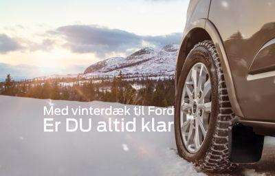 Vinterdæk til Ford - skift nu