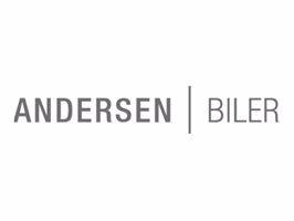 Andersen Ford bliver til Andersen Biler