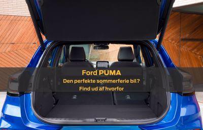 8 gode grunde til at vælge den nye Ford Puma