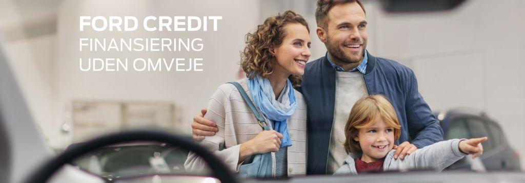 Ford Credit finansiering