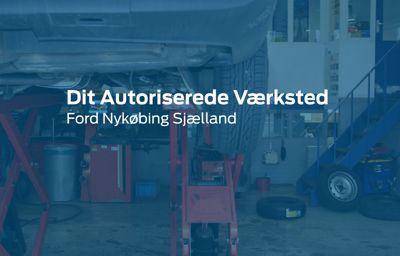 Ford Autoriseret Værksted - Nykøbing Sjælland