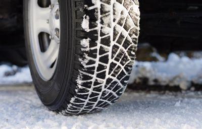 Vinter-hjulskifte dage hos Ford i Nykøbing Sj.