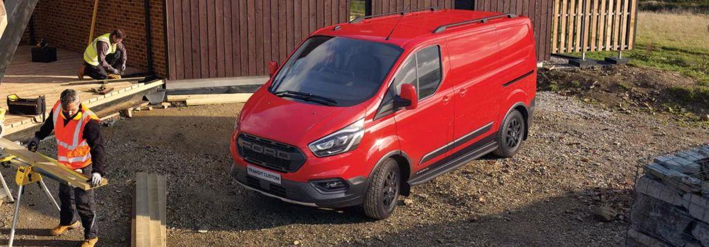 Erhvervsbiler - Ford Nykøbing Sjælland