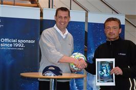 Prøvekørte bil hos Indkilde og vandt Champions League rejse