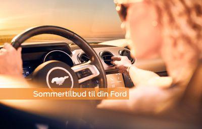 Sommertilbud til din Ford