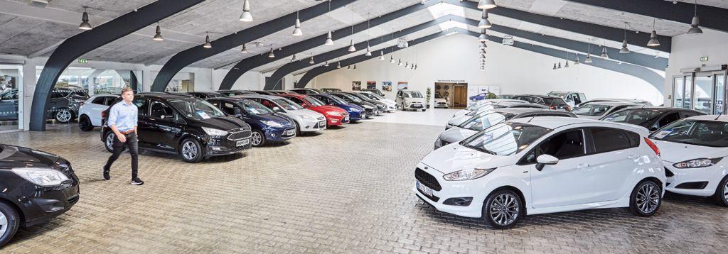 Biludlejning af kvalitets biler - Indkilde Auto