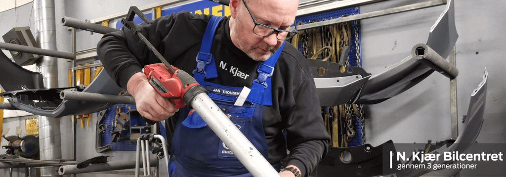 Ford Svendborg skadeservice