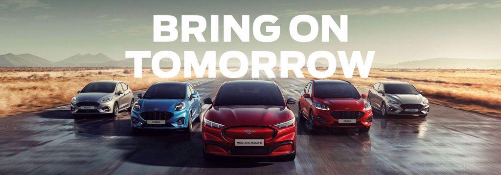 Hybrid og Elektrisk - Bring on Tomorrow