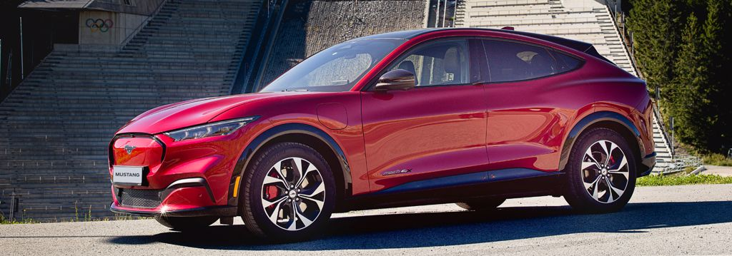 Ford Privatleasing | Ny bil uden bekymring