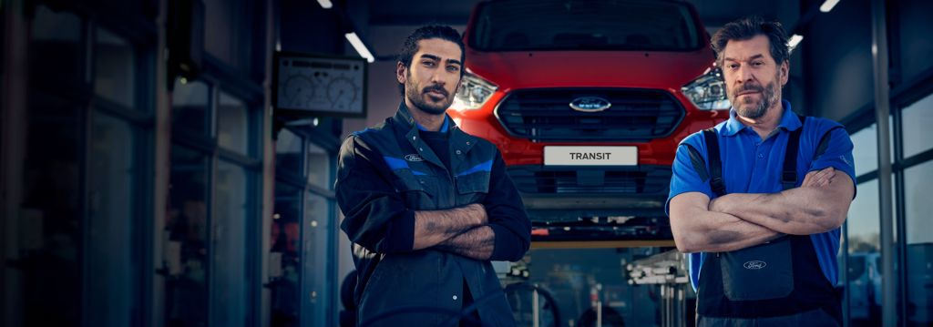 FORD SERVICE PRO