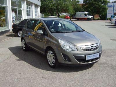 Tillykke med den nye Opel Corsa Cosmo