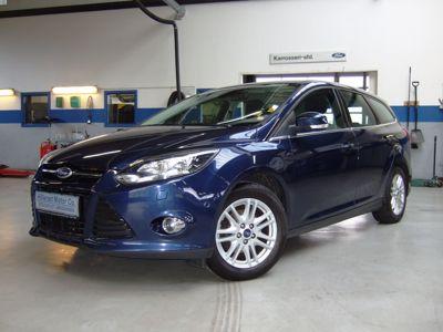 Tillykke med den nye bil Ford Focus Stationcar