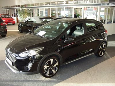 Tillykke med den nye bil Ford Fiesta Active