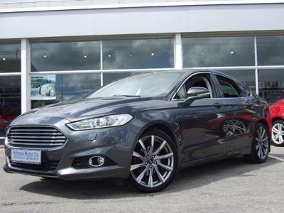 Tillykke med den nye bil Ford Mondeo Titanium